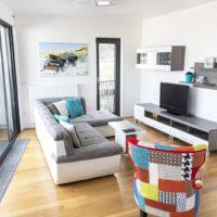 Apartma Čampa bivalni prostor